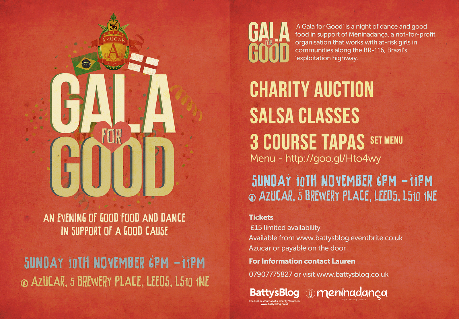 gala for good double